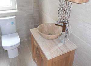 bathroom installation halifax