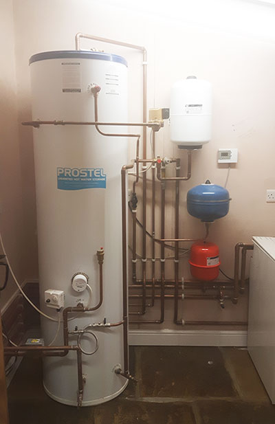 central heating systems in Halifax