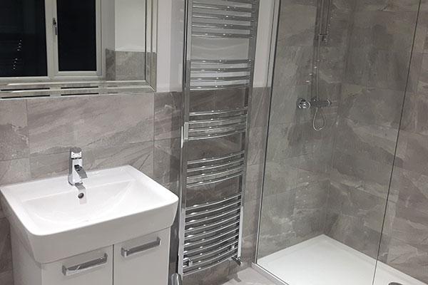 Bathroom installations in Halifax, Calderdale